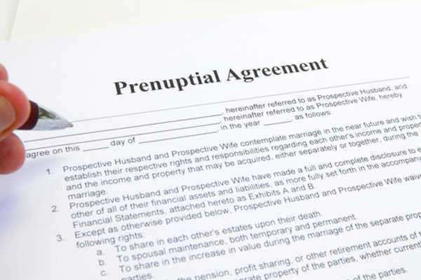 Post Nuptial Agreement vs. Prenuptial Agreement